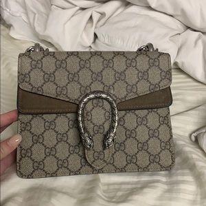 Gucci Dionysus Mini bag in nude